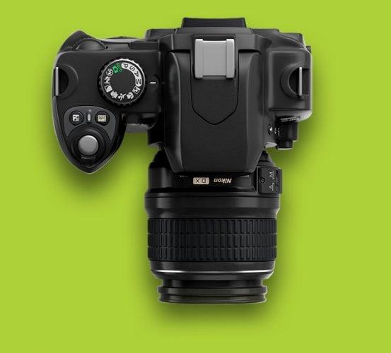 קורס צילום, תמונה של מצלמה - לימודי צילום